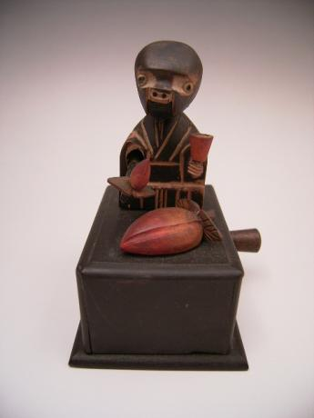 JAPANESE CIRCA 19TH CENTURY KOBE TOY