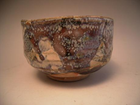 JAPANESE 20TH CENTURY TEA BOWL