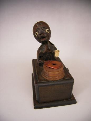 JAPANESE EARLY 20TH CENTURY KOBE TOY  <br><font color=red><b>SOLD</b></font>