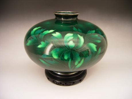 Japanese Early To Mid 20th Century Ando Cloisonne Vasesold